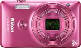 Nikon Coolpix S6900 Digital Camera