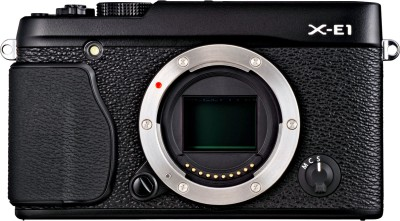 Fujifilm Finepix X E1 Mirrorless Camera Black, Body Only available at Flipkart for Rs.56500