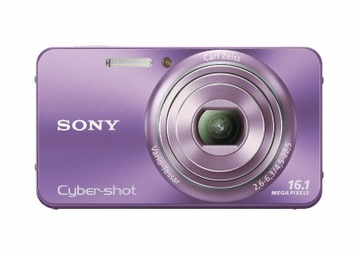 Buy Sony Cybershot DSC-W570 Point & Shoot: Camera