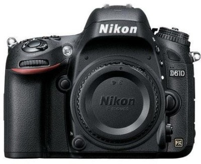 Nikon D610 DSLR (Body Only)