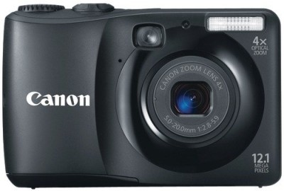 Buy Canon PowerShot A 1200 Point & Shoot Camera: Camera