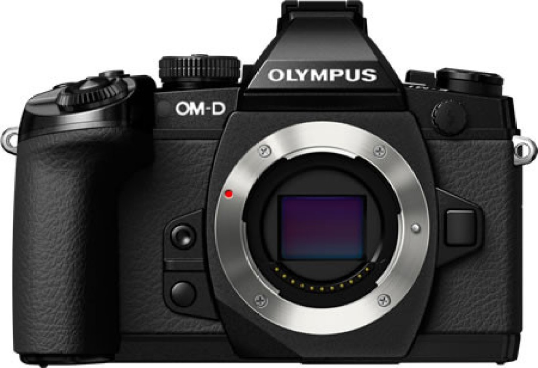 Olympus OM-D E-M1 Mirrorless Digital Camera (Body Only)