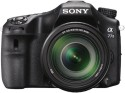 Sony ILCA-77M2M DSLR Camera With SAL18135 Lens