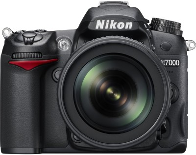 Buy Nikon D7000 DSLR Camera: Camera