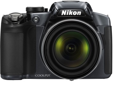 Nikon Coolpix P510 Point & Shoot Camera Silver available at Flipkart for Rs.23495