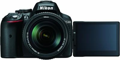 Nikon D5300 (AF-S 18-140 Mm VR Lens) DSLR