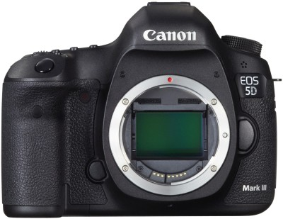 Buy Canon EOS 5D Mark III (Body) DSLR Camera: Camera