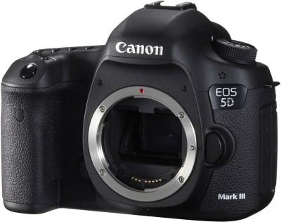 Canon EOS 5D Mark III (Body Only) DSLR