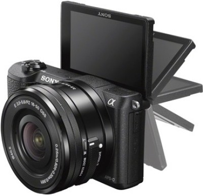 Sony ILCE-5100L Mirrorless camera (with SELP1650 Digital Interchangeable Lens)