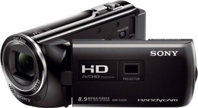 Sony HDR PJ230E