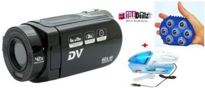 Teledealz HD Videocam HD60