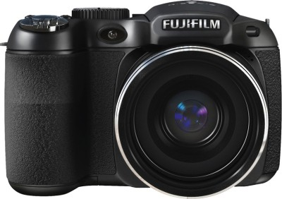 Fujifilm S2980 Point & Shoot Camera Black available at Flipkart for Rs.8100