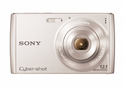 Sony Cybershot DSC W510 Silver available at Flipkart for Rs.49990