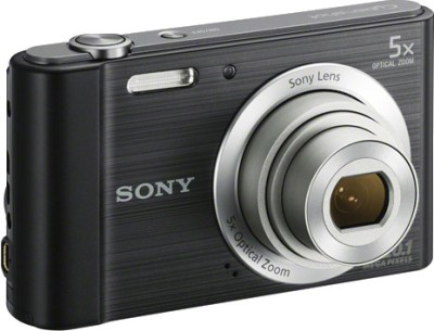 Sony Cyber-shot DSC-W800/BC E32 Point & Shoot Camera