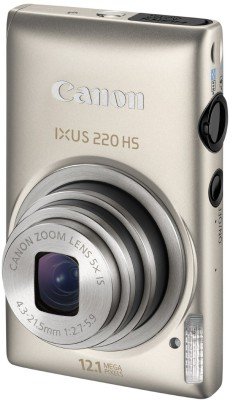 Buy Canon IXUS 220 HS Point & Shoot: Camera