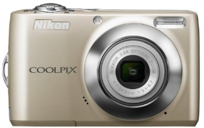 Buy Nikon Coolpix L24 Point & Shoot Camera: Camera