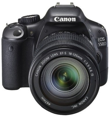 Buy Canon EOS 550D DSLR Camera: Camera