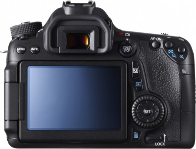 Canon EOS 70D (Body Only) DSLR