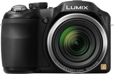 Buy Panasonic Lumix DMC-LZ20 Point & Shoot Camera: Camera