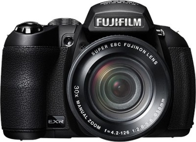 Fujifilm FinePix HS28EXR Advanced Point & Shoot Camera Black available at Flipkart for Rs.17990