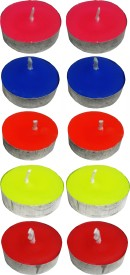 Atorakushon Scented Smokeless Tealight Candles Pack of 30 Candle