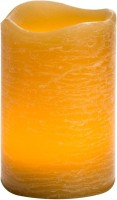 Expressme2u Flameless LED Candle (Yellow, Pack Of 1)