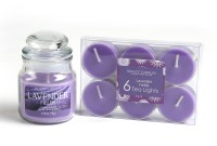 Hosley G97314 Candle (Purple, Pack Of 7)