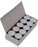 Niara Wellness Tealight Candle (White, Pack Of 30)