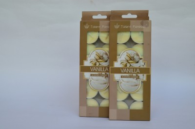 Maxime Scented Candles Maxime Scented Vanilla Tealight Candle