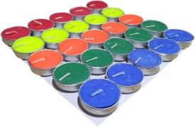 MADASH MULTI 25 CAN Candle