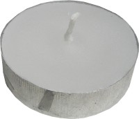 Atorakushon Scented Smokeless Tealight Candle (White, Pack Of 30)