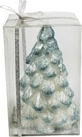 The Candle Shop Christmas Candle (Multicolor, Pack Of 1)