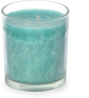 @home BLUE JASMINE Candle (Yellow, Pack Of 1)