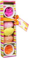 The Candle Shop Floating Candle (Multicolor, Pack Of 5)