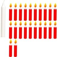 Besure Birthday Candle (White, Red, Pack Of 23)