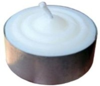 Besure Tealights Candle (White, Pack Of 100)
