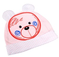Baby Bucket Soft Cotton Cap