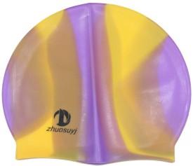 Romano Swim Solid Swim Cap