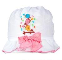 Baby Bucket Soft Cotton Embroidery Baby Cap Cap