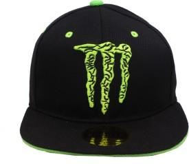Sushito Solid Cool Black Hip Hop Cap