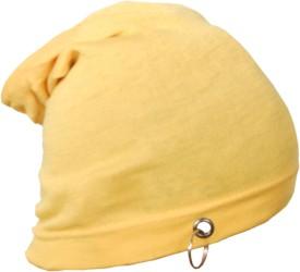 White Tiger Enterprises Solid Skull Ring Cap For Bikers Cap