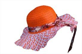 The Beach Company Floral Print Beach hat Cap