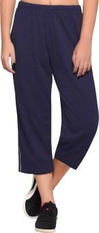 Towngirl Navy Blue Women's Capri - CPIE4HGCDPVHQT4H