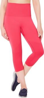 Amante Women's Pink Capri
