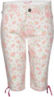 Gini & Jony Capri For Baby Girls (White)