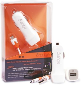 Orange OR-50 Car Charger