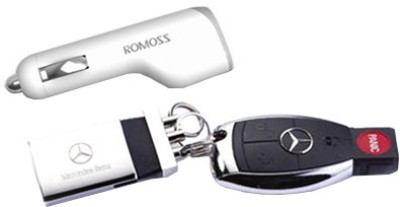 Romoss Dual USB Mini Car Charger