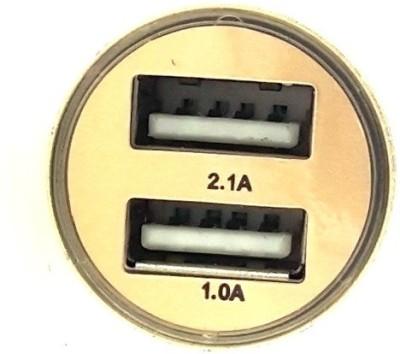 Mobilegear 3.1A Dual Port USB Car Charger