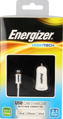 Energizer DC1UHIP5 USB Car Charger (for Appple)