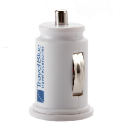 Travel Blue 2.1A Dual USB Car Charger